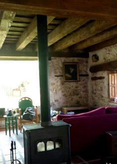 Casa rural en Segovia, España / A lovely vacation rental house in Segovia, Spain. www.buenasmiras.com