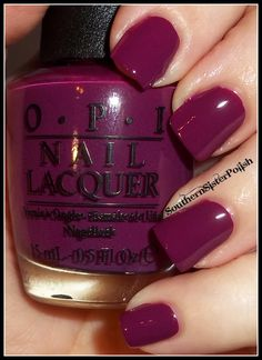Southern Sister Polish: Mariah Carey Anti-Bleak. one of my all time favorite shades. i use it all the time.