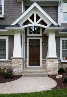 Bloomfield New Construction - Craftsman - Exterior - detroit - by Lindsey Neumann