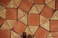 colourful Terracotta flooring Houzz, Terracotta Floor, Tile Floor, Cube, Flooring, Convention Centre, Darwin, Color, Barbell