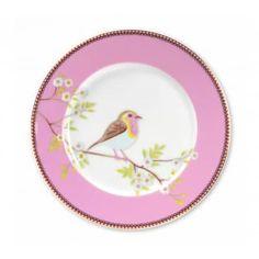 This oval shape love birds coir door mat by greengate is a - Tisch oval weiay ...