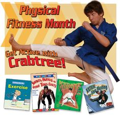 Physical Fitness Month resources