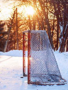 Hockey! gotta love it.