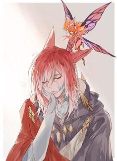 Final Fantasy Xiv, Final Fantasy Artwork, Fantasy Character Design, Character Inspiration, Character Art, Character Concept, Neko, Fantasy Characters, Anime Characters