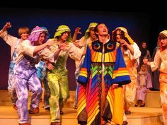 The Sandy High School production of 'Joseph and the Amazing Technicolor…