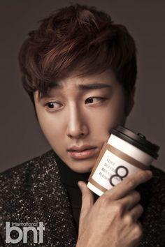 Jung Il Woo - bnt International December 2013