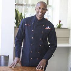 The Local Palate - 5 Questions with Chef Marvin Woods