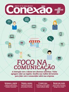 Veja nova Revista Conexão sobre comunicação nas pequenas empresas