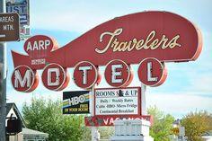 STRANDED KOSMONAUT: Vintage Motel Signs
