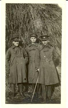 World War I, 1916.   saskhistoryonline.ca   WWI