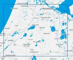 Nieuwe Vaarkaart Hollandse Plassen