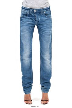 These look like the comfiest jeans ever.  Mardou and Dean - SS13