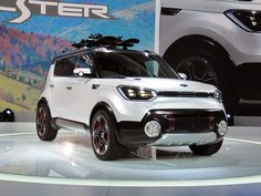 2017 Kia Soul EV, Price, Interior – The 2017 Kia Soul is expected to be one of the more dependable and cost-effective cars when it strikes the current market. This is especially based on the … Kia Soul, Fancy Cars, Cool Cars, Best New Cars, Chicago Auto Show, Farm Trucks, Car Goals, City Car, Sweet Cars