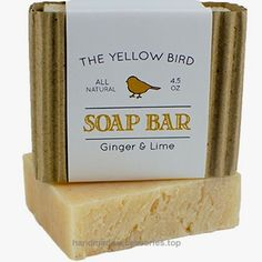 Ginger Lime Soap Bar. Gentle Aloe Vera Soap for Dry Sensitive Skin. Handmade Artisan Soap Bar for Body & Face. All Natural Antioxidant Soap for Acne, Eczema, & Blemishes.  Check It Out Now     $10.00     Simply the Best for your Skin!    The Yellow Bird's All Natural Soap provides the perfect foundation for maintainin ..  http://www.handmadeaccessories.top/2017/03/17/ginger-lime-soap-bar-gentle-aloe-vera-soap-for-dry-sensitive-skin-handmade-artisan-soap-bar-for-body-face-all-na..