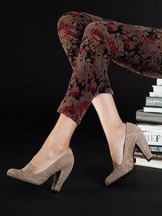 """Bat My Eyes"" - Seychelles Footwear #heels Love these shoes!!!"