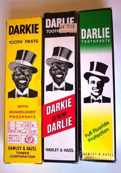 Darkie Tooth Paste