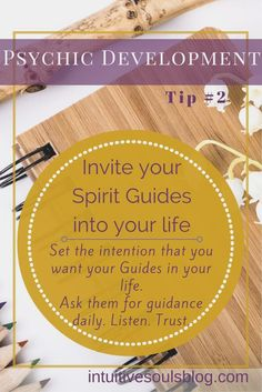 Meeting your Spirit Guides and the rest of your spiritual…