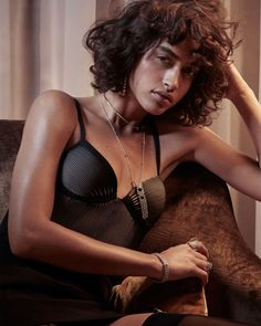 See the newest ready-to-wear designs of La Perla here: