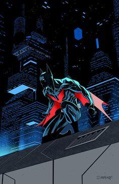 Batman Beyond   Dan Mora