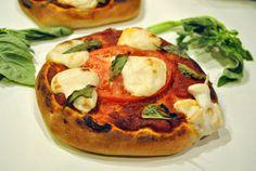 "Mozzarella ""Cheese"" Pizza   10 Childhood Favorites Made Vegan   One Green Planet"
