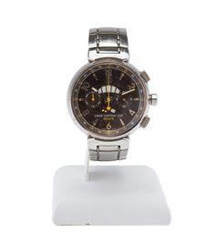 Louis Vuitton Gents Cup Regate 2552 Q1021 Chronograph Watch
