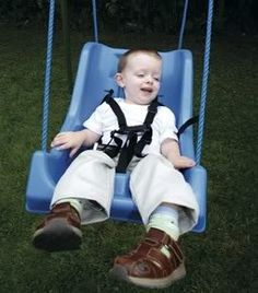e6044373 Amazon.com: Child Full Support Swing Seat: Toys & Games Platform Swing  · Platform SwingSpecial Needs ...