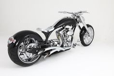 Hard Rock Chopper made by Orange County Choppers for our 40th Anniversary in 2011