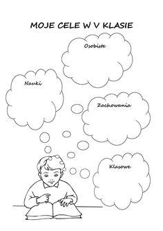 Quiet Book Templates, Polish Language, School Life, Asd, Kids And Parenting, Workshop, Teacher, Learning, Creativity