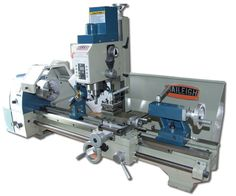 Mill Drill Lathe 3 in 1 Combination Machine - MLD-1030 | Baileigh Industrial