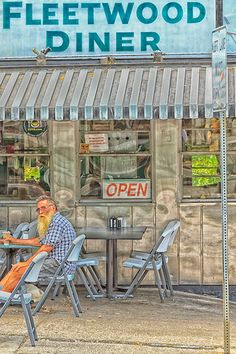 Fleetwood Diner, Ann Arbor, MI, July, 2012