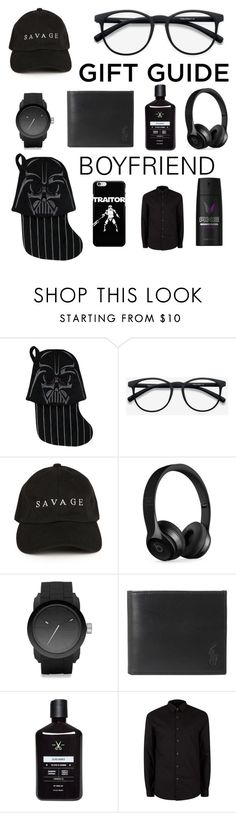 """BOYFRIEND"" by theresiastylesdelevingne ❤ liked on Polyvore featuring St. Nicholas Square, Beats by Dr. Dre, Diesel, Polo Ralph Lauren, Blind Barber, Topman, men's fashion and menswear"