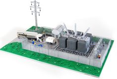Transformer | Bremlerbrick – Art with LEGO bricks