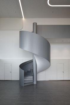 Gallery of SKF Test Centre / Tchoban Voss Architekten - 3