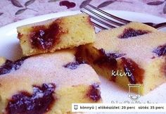 Zalai kukoricamálé - Kukoricaprósza 5. Gf Recipes, Paleo Dessert, Something Sweet, Sweet Tooth, Cheesecake, Good Food, Gluten Free, Pudding, Sweets