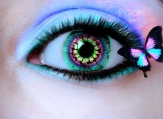 "Full Square Diamond DIY Diamond Painting ""Eyes and butterflies"" Embroidery Cross Stitch Rhinestone Mosaic Painting Decor Pretty Eyes, Cool Eyes, Beautiful Eyes, Butterfly Eyes, Eyes Artwork, Rainbow Eyes, Crazy Eyes, Magic Eyes, Eye Photography"