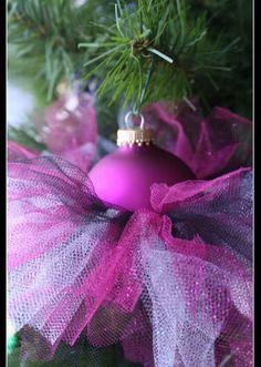Tutu ornaments