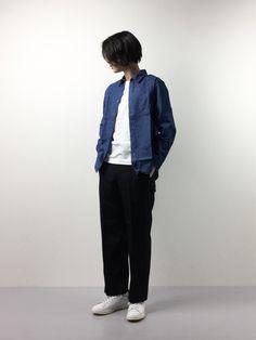 ZOZOTOWNYudai Ishiiさんのシャツ/ブラウスを使ったコーディネート - ZOZOTOWN