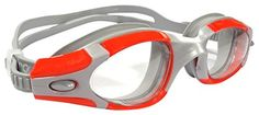 Hydrostar 5010514ROGR Swimming Goggles GoldRedGrey *** Click on the image for additional details.Note:It is affiliate link to Amazon.