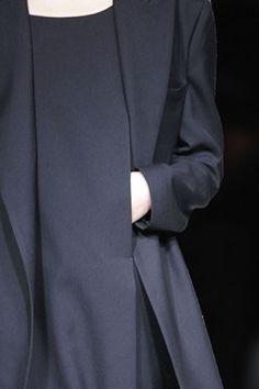 Yohji Yamamoto // pockets