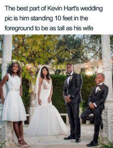 25 Wedding Memes Even The Dumbstruck Can Relate Kevin Hart Wedding Kevin Hart Celebrities