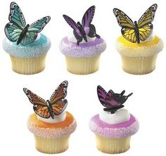 Butterfly Beauty DecoPics®