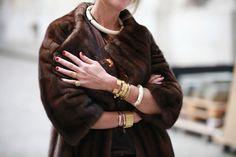 les bijoux d'Aurélie Bidermann http://www.vogue.fr/defiles/street-looks/diaporama/street-looks-a-la-fashion-week-automne-hiver-2013-2014-de-paris-jour-1/12058/image/722235#les-bijoux-d-039-aurelie-bidermann