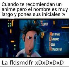 from the story Memes de Role Play. Anime Meme, Otaku Anime, Best Memes, Funny Memes, Jokes, Triste Disney, Electro Music, Troll Face, Spanish Memes