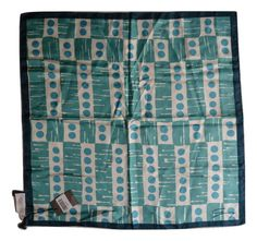 Currently at the #Catawiki auctions: Genny – vintage scarf/handkerchief, 1980