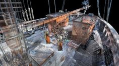 Digital Surveys on BBC Scotland! Developing a 3D virtual reality tour of the RRS Discovery