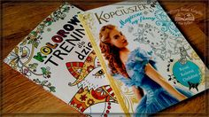"""""""Kolorowy trening dla dzieci"""" & """"Disney. Kopciuszek. Magiczne esy-floresy"""" ; księgarnia Decomade, #recenzja http://magicznyswiatksiazki.pl/kolorowy-trening-dla-dzieci-kopciuszek-magiczne-esy-floresy/ #magicznyswiatksiazki"""