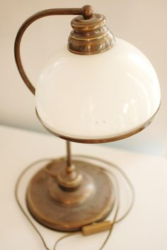 vintage, retro lamp