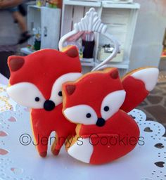 Foxes friend | Cookie Connection