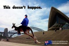 16 Pictures That Prove Australia Is the Craziest Australia Funny, Australia Day, Western Australia, Aussie Memes, Unusual Animals, Unusual Pets, Laos, Just In Case, Laughter