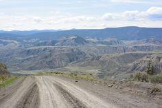 Fraser River Vally to Bella Coola - BC - Canada - Work and Travel Kanada - http://workandtravelkanada.com